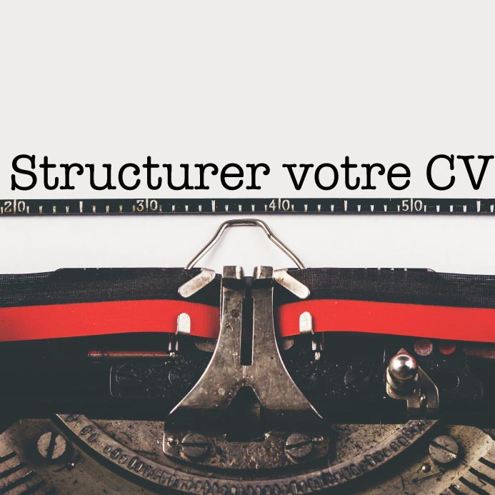Structure CV